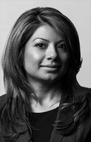 Saba Naqvi, JD fluent in English, Hindi & Urdu is both a BC lawyer and California Attorney practicing  Immigration law